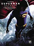 img - for Superman Returns, Easy Piano Edition book / textbook / text book
