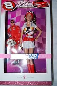 Barbie Collector 2007 Pink Label - Pop Culture Collection - Dale Earnhardt, Jr. NASCAR