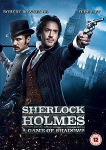 Sherlock Holmes: A Game of Shadows [DVD + UV Copy] [2012]