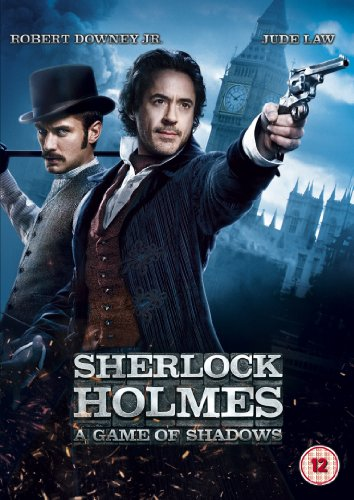 Sherlock Holmes: A Game of Shadows [DVD + UV Copy]