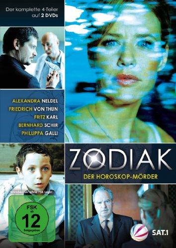 Zodiak - Der Horoskop-Mörder - der komplette Mehrteiler [2 DVDs]