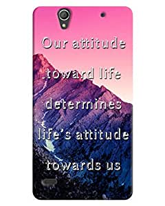 Back Cover for Sony Xperia C4,Sony Xperia C4 Dual