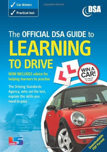 Official DSA Guide to Learning to Drive (Driving Skills)