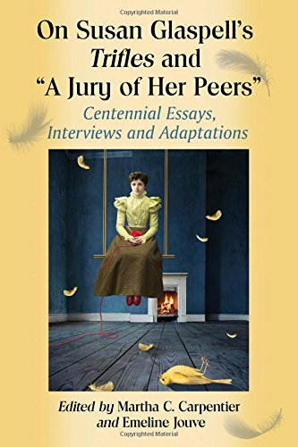 a character analysis of the novel a jury of her peers by susan glaspell Need help on characters in susan glaspell's a jury of her peers check out our detailed character descriptions from the creators of sparknotes.