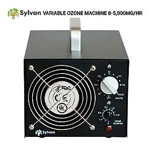 Sylvan Variable Ozone Generator 5000mg/hr Adjustable Ozone Output
