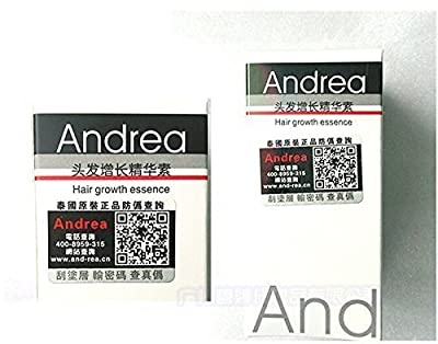 Andrea Hair Loss Serum Product for Unisex, Men, Women Thickening, 20ml.