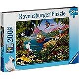 Ravensburger 12637 - Puzzle de 200 piezas, diseño de búsqueda del tesoro