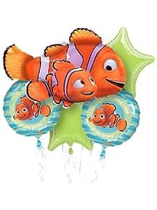 Mayflower Nemo Balloon Bouquet