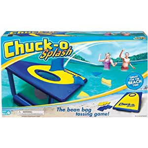 Chuck-O Splash Game-