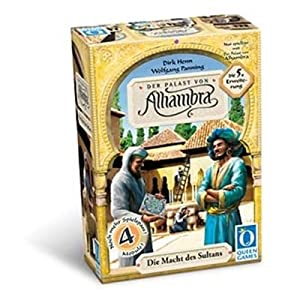 Amazon.com: Alhambra - The power of the sultan's fifth Extension, 2