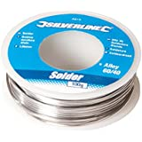 Silverline AS15 Bobine d'étain à soudure 100 g