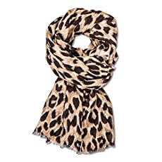 Jane Scarf<br>Brown Welfleet