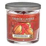 Yankee Candle Tumbler Jar Candle, Spiced Orange
