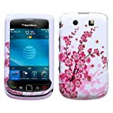 MyBat BlackBerry Torch 9800 Phone Protector Cover - Spring Flowers