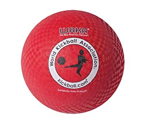 WAKA Official Kickball - Youth 8.5