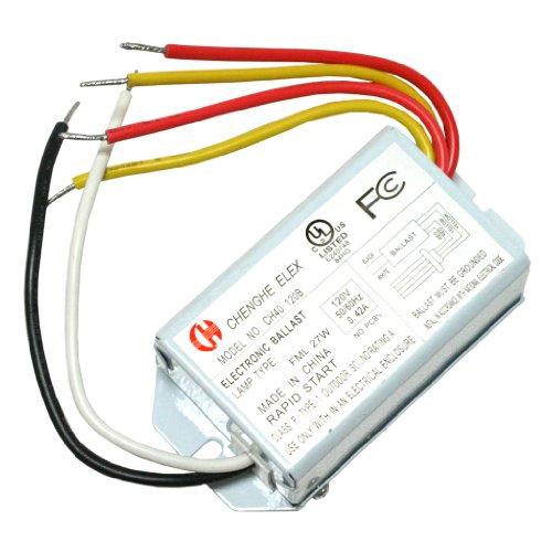 Chenghe Elex 40270 - Ch40-120B-Fml27 Compact Fluorescent Ballast