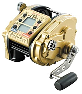 Miya Epoch AT-3 Z Gold, 12v reel