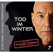 Tod im Winter 7 (Star Trek - The Next Generation) | Michael Jan Friedman