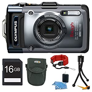 Electronics Store &gt Black Friday Olympus TG1iHS 12 MP