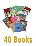 img - for Classroom Library Book Set : The Trumpet Swan; Fudge Mania; Superfudge; Face Off; Keeping Secrets; Dear Dumb Diary; Captain Underpants; Runaway Ralph, Ramona Quimby, Age 8;blubber (Teaching Supplies - 40 Books/ 20 Titles (2 of each title)) book / textbook / text book