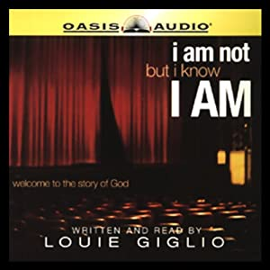 I Am Not, But I Know I Am Audiobook