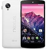 LG Google Nexus 5 D820 16GB Unlocked GSM 4G LTE Quad-Core Smartphone, Black w/ 8MP Camera (Certified Refurbished)