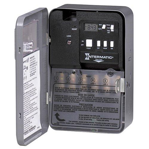 Pool pump wiring diagram for 220 volt switch get free for Intermatic sprinkler timer motor