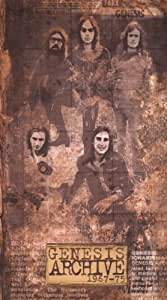 Coffret 4 CD : Genesis Archives Vol.1 : 1967-1975