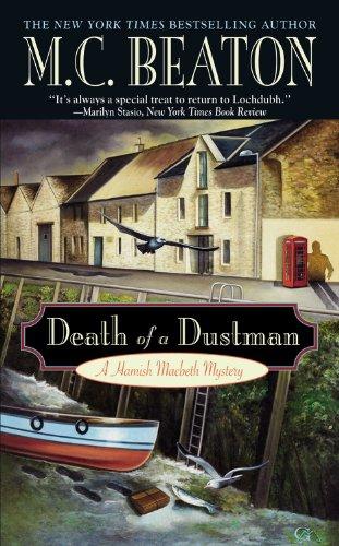 Death of a Dustman (Hamish Macbeth Mystery)