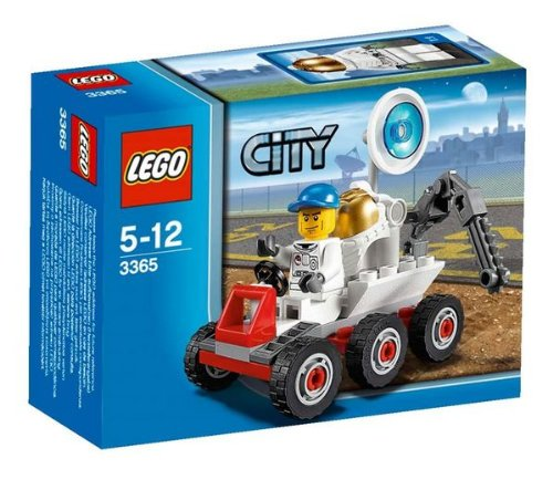 LEGO Space Moon Buggy 3365 Amazon.com