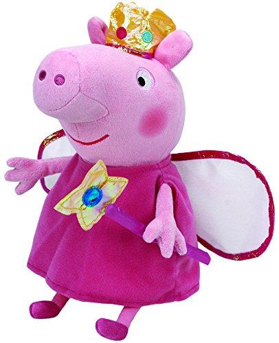 Ty - Peluche Peppa Pig Principessa