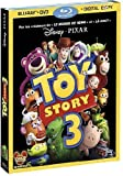 echange, troc Toy Story 3 - Combo DVD + Blu-ray + copie digitale  (Oscar® 2011 du Meilleur Film d'Animation) [Blu-ray]