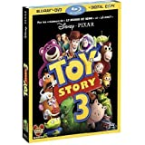 Toy Story 3 - Combo DVD + Blu-ray + copie digitale  (Oscar� 2011 du Meilleur Film d'Animation)par Tom Hanks
