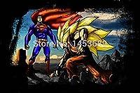 Super-Decor New Dragon Ball Hd Home Decor Movie Poster Customized Fashion Classic 50X70Cm Itu-02525