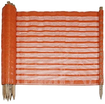 14989-1-4800 tejido de la cerca Polipropileno Tela Preposted Barricada