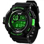Sport Watches 30m Waterproof Multifun...