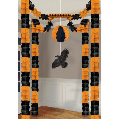 Halloween All In 1 Decorating Kit - 1