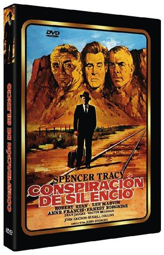 Conspiración De Silencio [DVD]