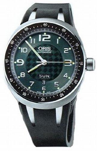 Oris Men's 635 7589 7067RS TT3 Automatic Titanium Watch