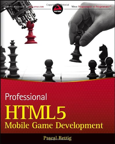 Professional HTML5 Mobile Game Development portable digital version ebook free download