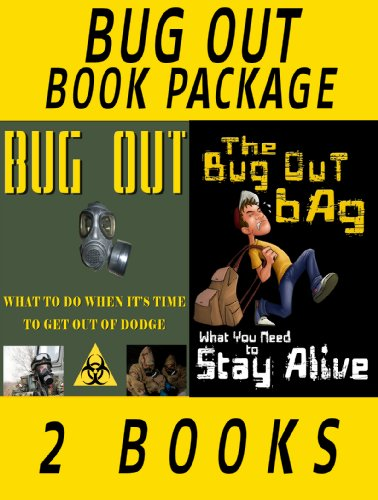 The Bug Out Book Package by M. Anderson ebook deal