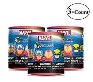 Marvel Avengers Mash'ems Blind Pack Capsule – 3 Mystery Packs Per Order