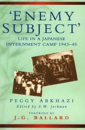 Enemy Subject No.20/61: Life in a Japanese Internment Camp, 1943-45 (Biography, Letters & Diaries)