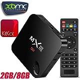 [Prime] MX 3 III 4K Quad Core Smart Internet WiFi TV Box Android 4.4 KitKat 2GB/8GB XBMC