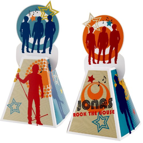 Jonas Brothers Centerpiece - Each - 1