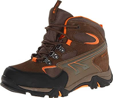 Buy Hi-Tec Kid's Nepal Waterproof Junior Hiking Boot (Toddler Little Kid Big Kid) by Hi-Tec
