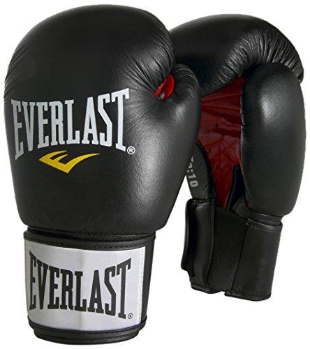 everlast-moulded-foam-training-gloves-gants-de-boxe-entrainement-noir-12oz