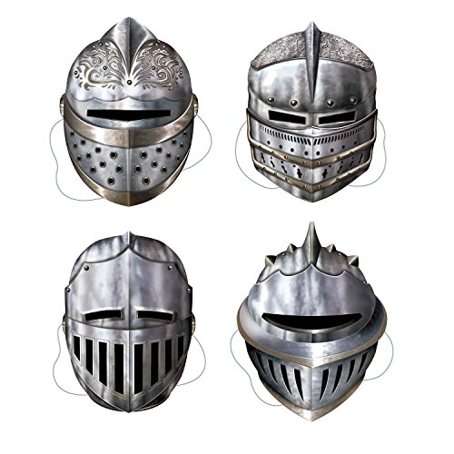 Knight Masks Party