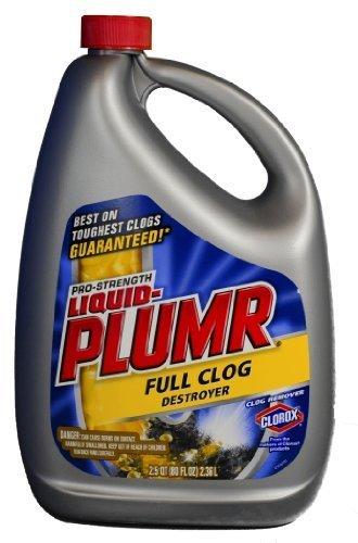 liquid-plumr-00228-professional-strength-drain-opener-80-fl-oz-bottle-by-clorox