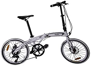 Sueh Q6 Folding Bike Shimano 7 Speed